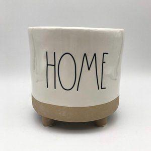 Rae Dunn Medium Ceramic Planter With Feet